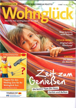 Wohnglück Ausgabe 3 2015