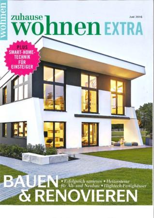 Zuhause wohnen Extra Ausgabe 6 2016
