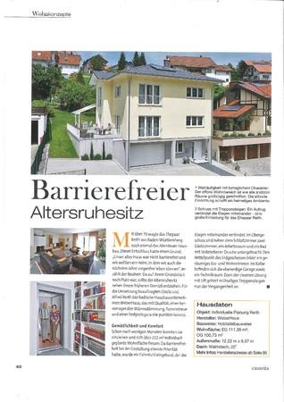 casavita Ausgabe März/April 2015
