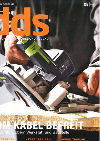 dds - Das Magazin für Möbel und Ausbau