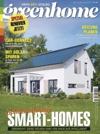 greenhome Ausgabe Mai/ Juni 2018