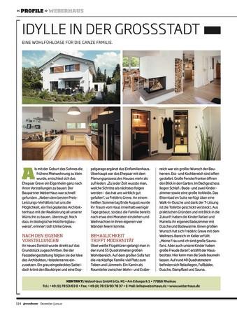 greenhome Ausgabe 6/ 2019
