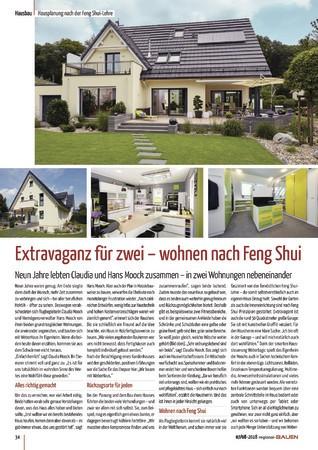 regional BAUEN Ausgabe 7/8 2018