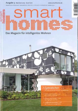 smart homes Ausgabe 03 2015