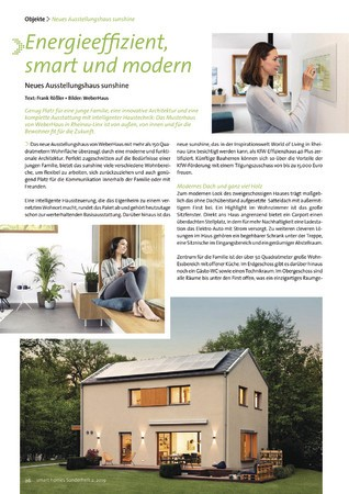 smart homes Ausgabe 02 2019