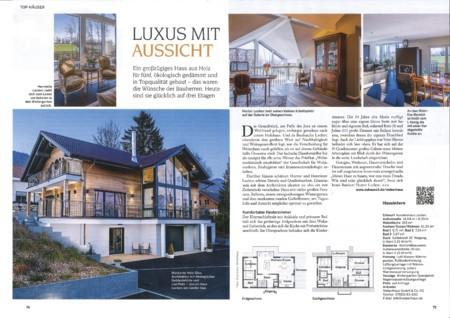smarte Öko-Häuser 2017
