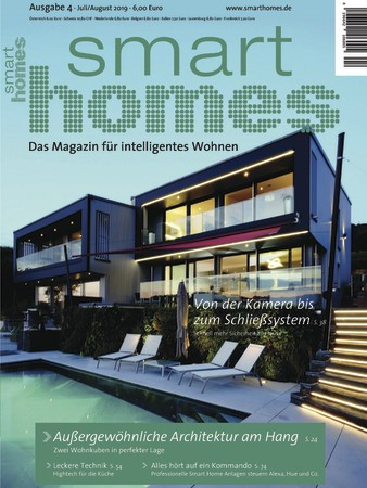 smart homes Ausgabe 4 2019