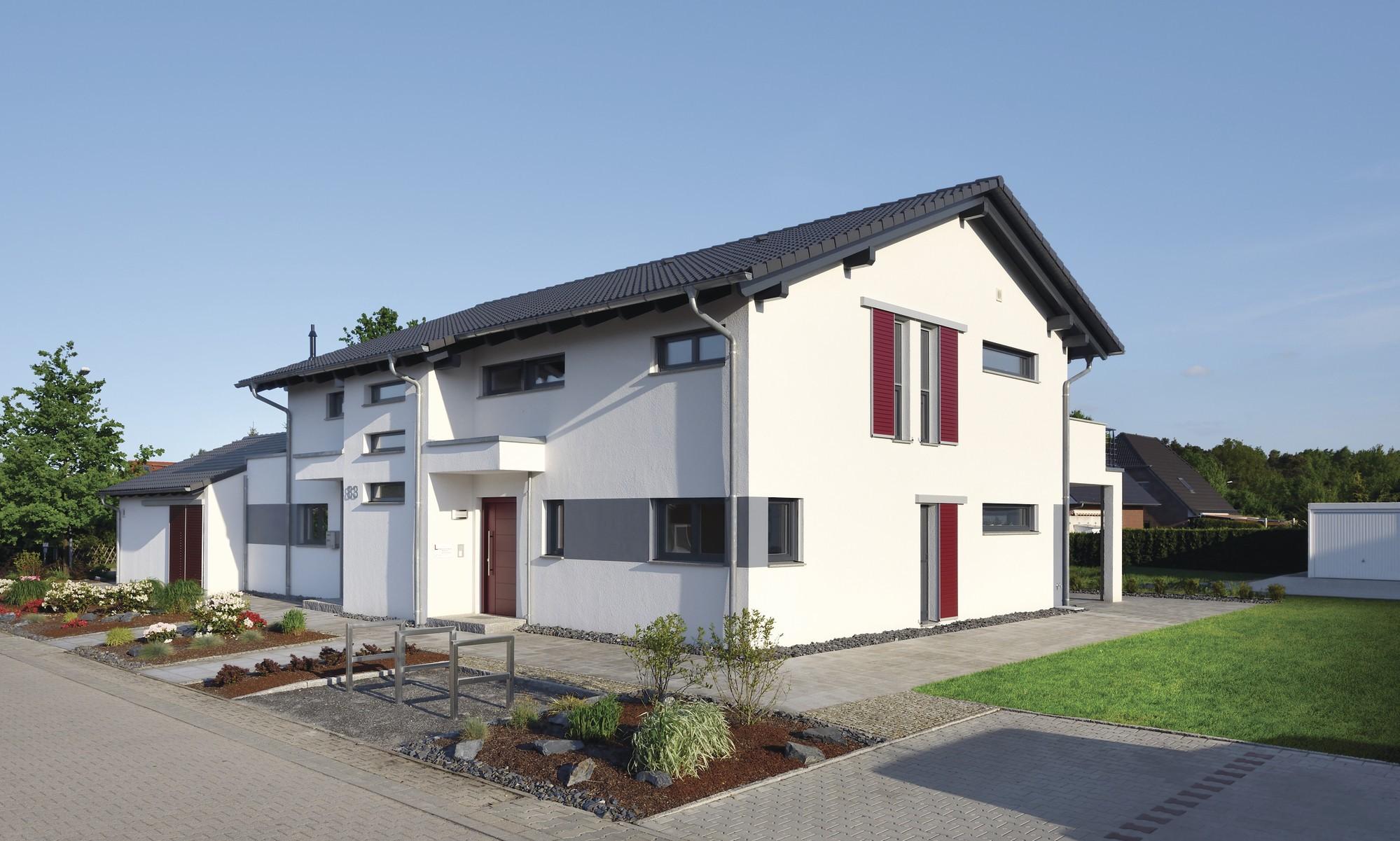 Berühmt Wohnen und Arbeiten unter einem Dach OX45
