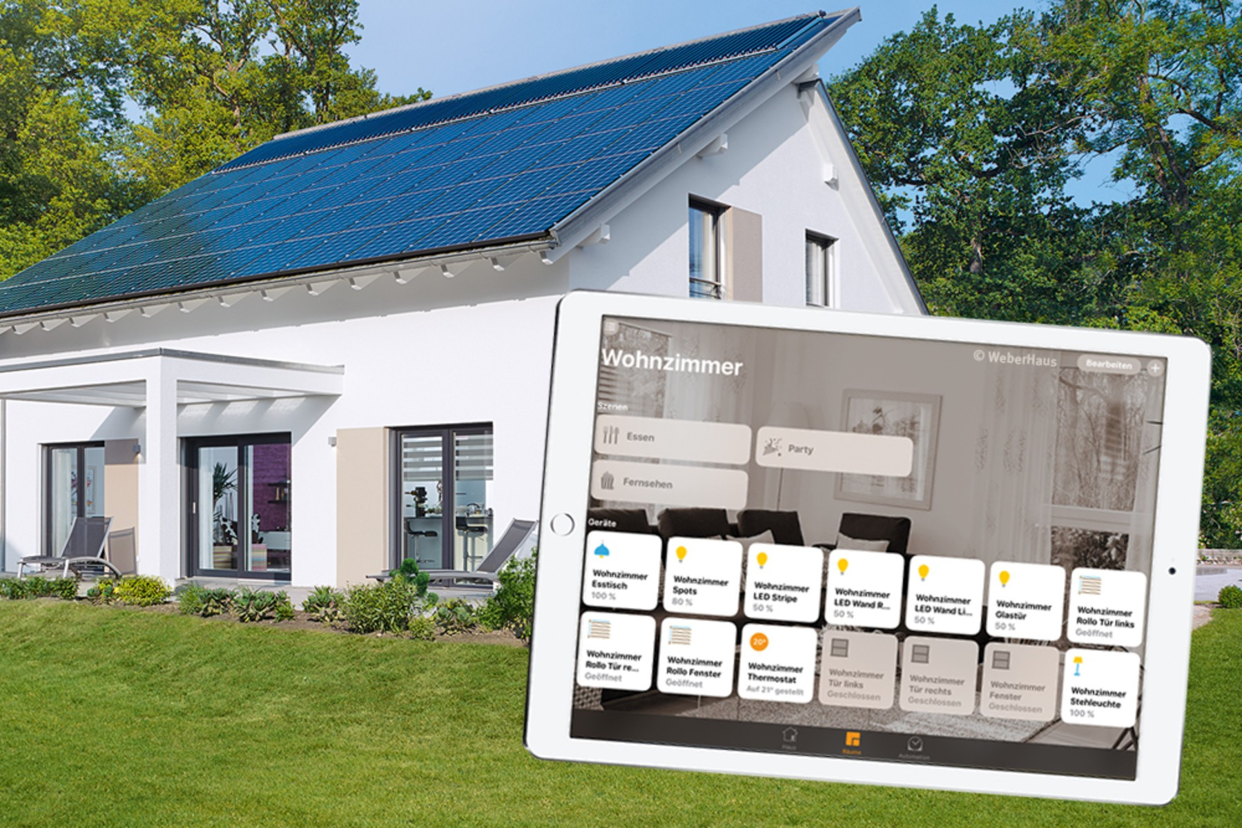 Fabulous WeberHaus - WeberHaus setzt auf Apple HomeKit bei neuen Haus-Projekten TZ57